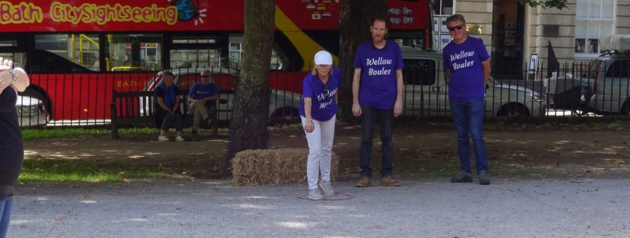 Wellow Boules